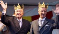 Albert en Filip - weetjes over de troonsafstand