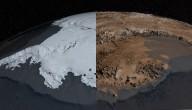 Antarctica zonder ijs