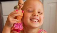 Barbie zonder haar