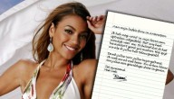 Beyoncé excuseert zich bij fans