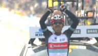 Cancellara wint Ronde