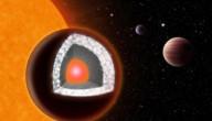 diamanten planeet