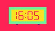 Digitale klok