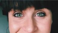 Eva Daeleman verft haren zwart