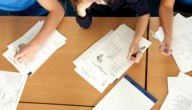 Examens gestolen in Rotterdam