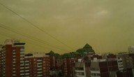 Groene wolk