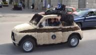 Harigste auto ter wereld