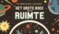 het grote boek van de ruimte