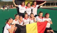 hockeymeisjes winnen toernooi