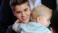 Justin en Jaxon