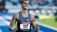 Record op 400 meter
