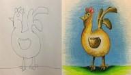 tekening kinderen