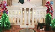 Witte Huis van peperkoek