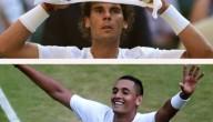Nadal uitgeschakeld op Wimbledon door 19-jarige...