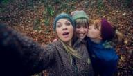 Linde, Eva en Siska