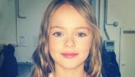 Is dit het mooiste meisje ter wereld?