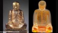 mummie in beeld