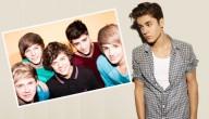 One Direction en Justin Bieber