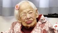 oudste vrouw