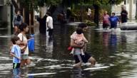 Overstromingen Buenos Aires