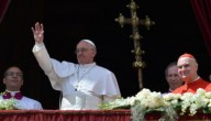 Paus Franciscus Urbi et orbi