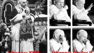 paus heilig verklaard