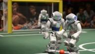 Sportende robots