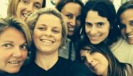 Selfie Kim Clijsters