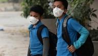 Zware smog in India