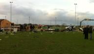 Storm in Oosterzele