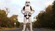 Stormtrooper in Australie