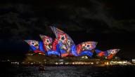 Lichtfestival in Sydney