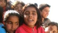 Ghazal woont in Syrië