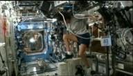 triatlon in de ruimte