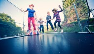 trampoline gevaarlijk