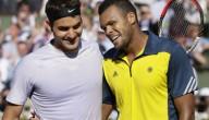 Tsonga wint van Federer