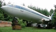 wonen in een vliegtuig