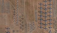 vliegtuigkerkhof