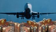 Vliegtuig koffer