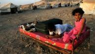 1 miljoen kinderen gevlucht uit Syrië