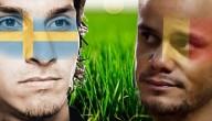 Ibrahimovic en Kompany