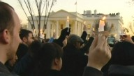 Protest tegen wapenwet
