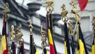 Belgische vlaggen