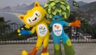 mascottes Rio