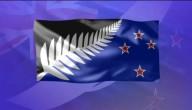 nieuwe vlag voor Nieuw-Zeeland