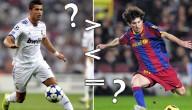 Ronaldo en Messi