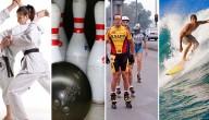 Olympische sporten
