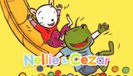 Nellie en Cezar