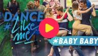 Dans mee op 'Baby baby'