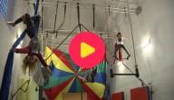 Circusscholen zijn superpopulair